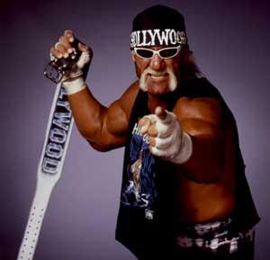 Not sure the power of Hulkamania AND the nWo can save his career now....