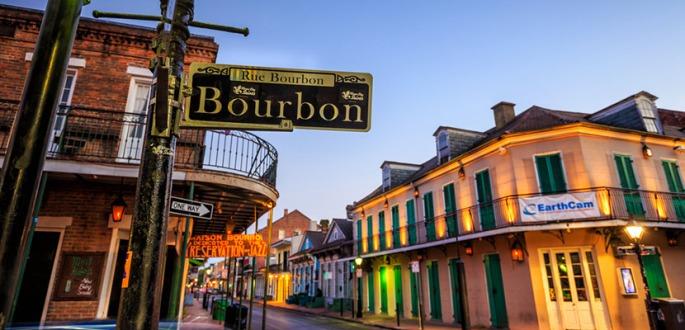 bourbon-New-Orleans